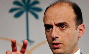 L'ambassadeur de l'Arabie Saoudite aux Etats-Unis, Adel al-Jubeir, ici photographié en 2003.