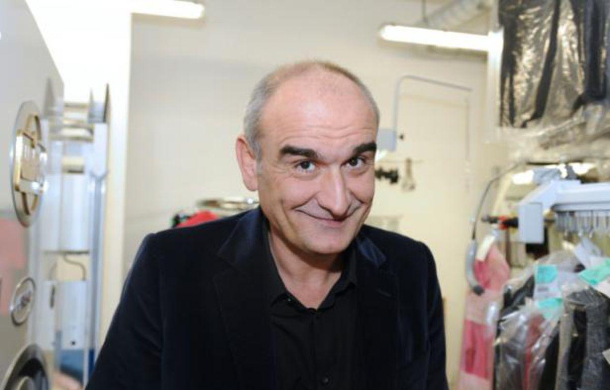 Le PDG d'Universal Musique France, Pascal Nègre, pose le 19 janvier 2011 à Tours – ALAIN JOCARD AFP