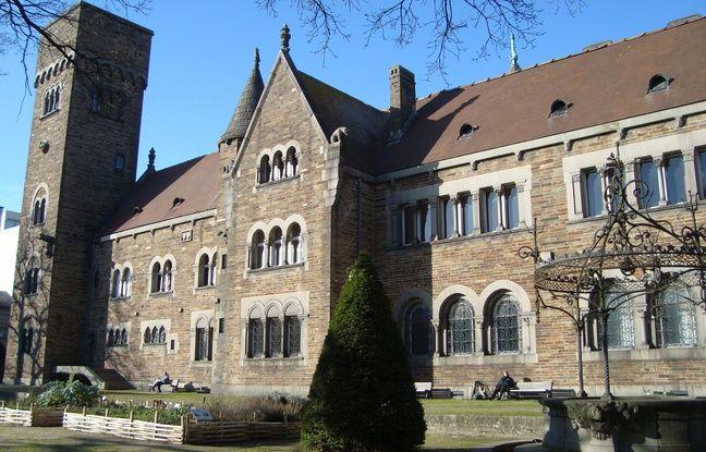 Le musée archéologique Dobrée est fermé au public depuis 2011.