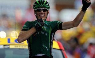 Le Français Pierre Rolland (Europcar) a remporté vendredi la 3e étape de l'Etoile de Bessèges, disputée sur 152,1 km autour de la ville éponyme (sud), et dont il a également pris la tête du classement général.