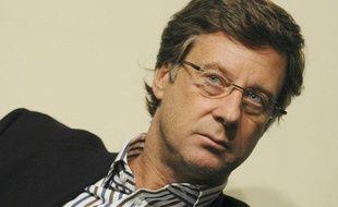 L'actionnaire majoritaire du PSG, Sébastien Bazin, le 27 janvier 2009.