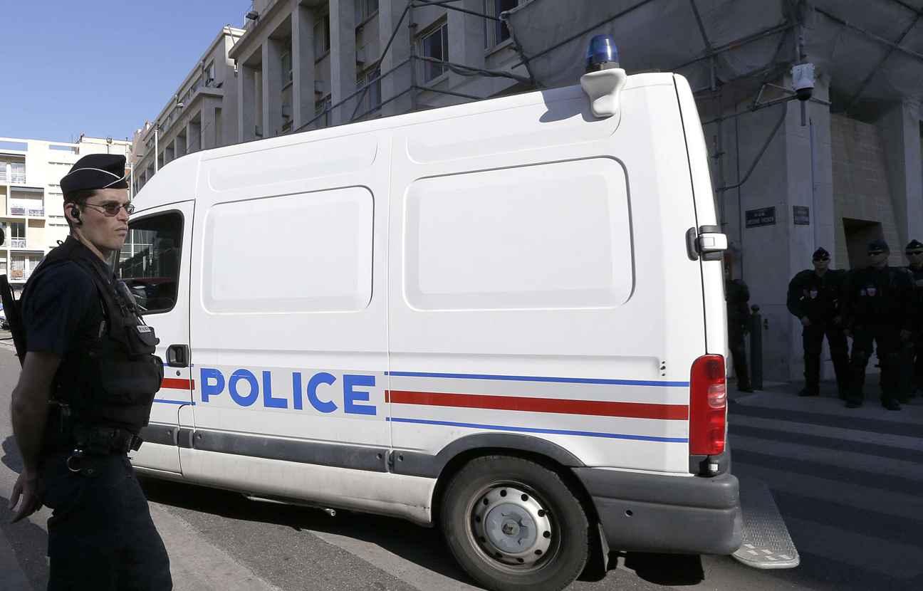 Le corps d'un homme retrouvé calciné le soir du Nouvel an — Marseille