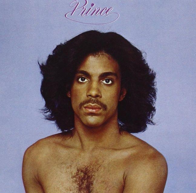 Pochette de l'album «Prince».