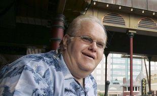 Le producteur Lou Pearlman en 2007.