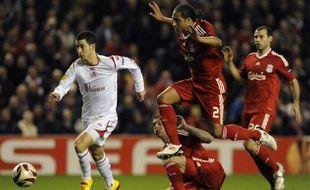 Face à Lille, Liverpool a souffert en huitièmes-de-finale de Ligue Europa