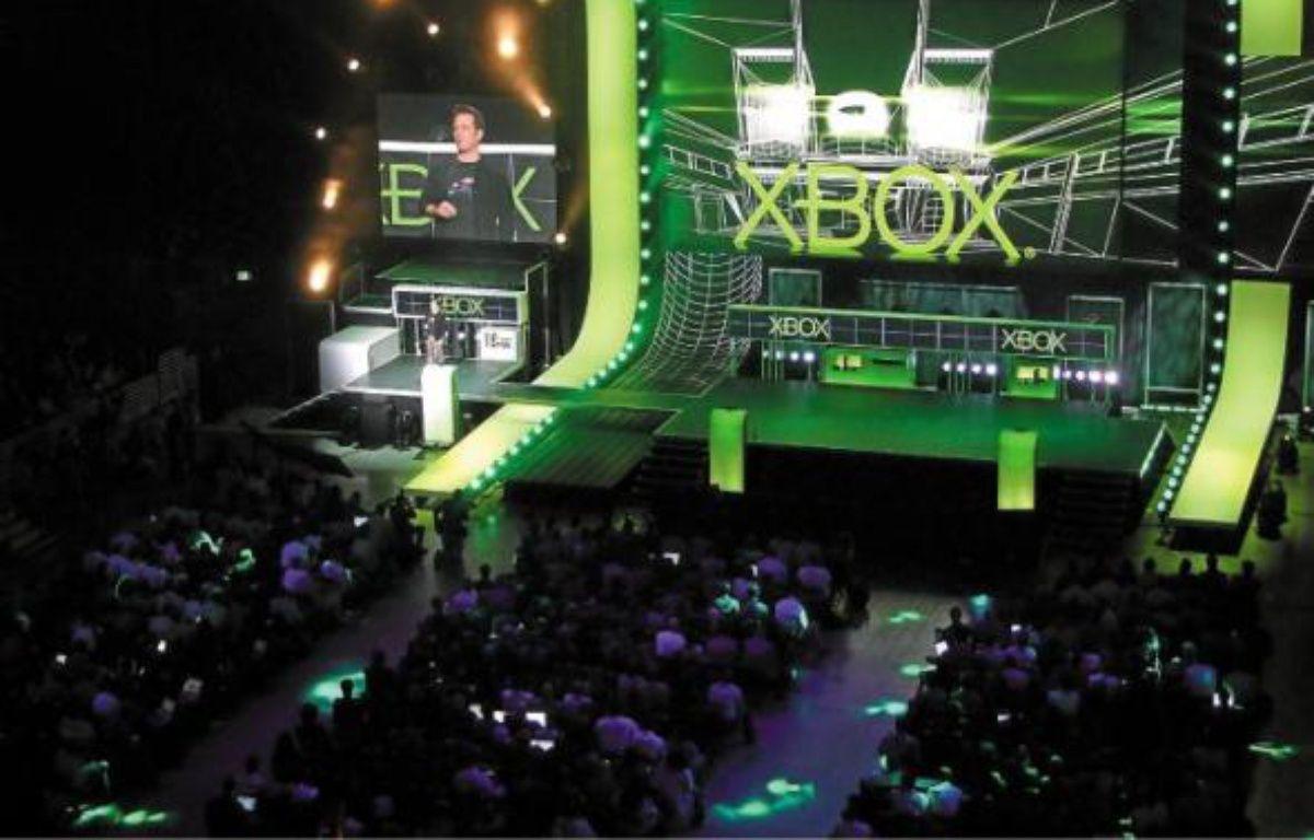Après sept ans d'existence, la Xbox 360 évolue encore. –  P. BERRY / 20 MINUTES