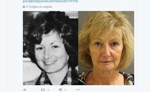 Emmenées par leur mère Elaine il y a 32 ans, Kimberly et Kelly Yates ont étéretrouvées le 16 janvier 2017 à Houston, au Texas (Etats-Unis)