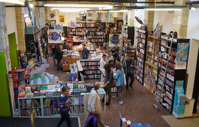 55 libraires travaillent au sein de l'institution Bordelaise.
