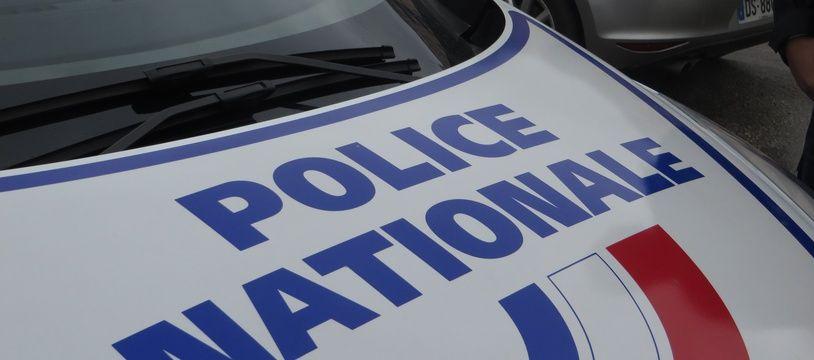 Illustration de la police nationale.