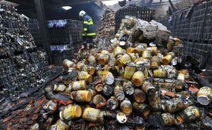 Les deux incendiaires présumés de l'entrepôt du Secours Populaire de Roubaix (Nord), qui avait brûlé en décembre emportant dans les flammes plus de six mois d'aide alimentaire, comparaissent mercredi devant le tribunal correctionnel de Lille.