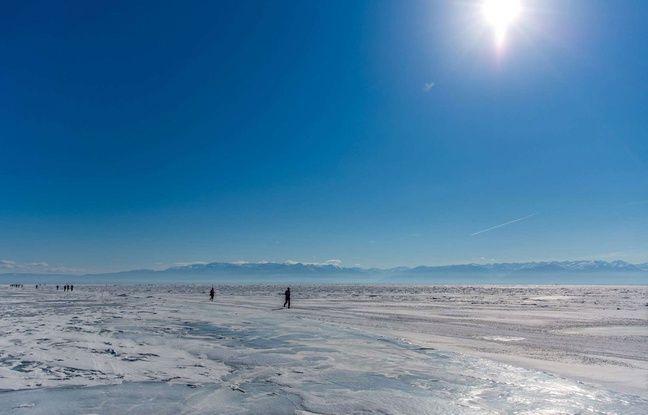 Le lac Baïkal, en Russie.
