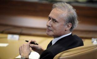 L'ancien secrétaire d'Etat, Georges Tron, est jugé pour