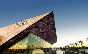 Park & Suites Arena de Montpellier.