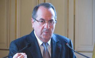 Michel Delpuech,  préfet du Rhône. Photo C. Girardon / 20 Minute