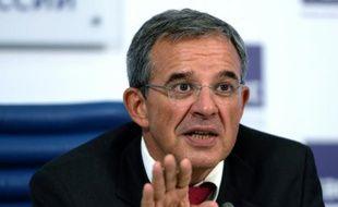 L'ex-député et ancien ministre Thierry Mariani.