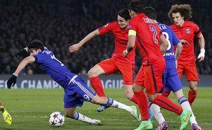 Cavani - PSG - Chelsea
