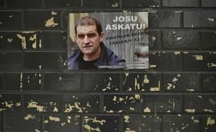 Josu Ternera, ancien chef de l'organisation séparatiste basque ETA, était incarcéré en France depuis son interpellation en mai 2019.