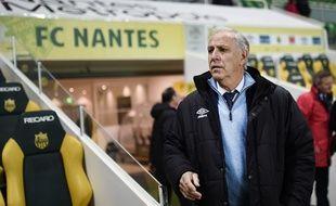 L'ancien entraîneur de Nantes René Girard.