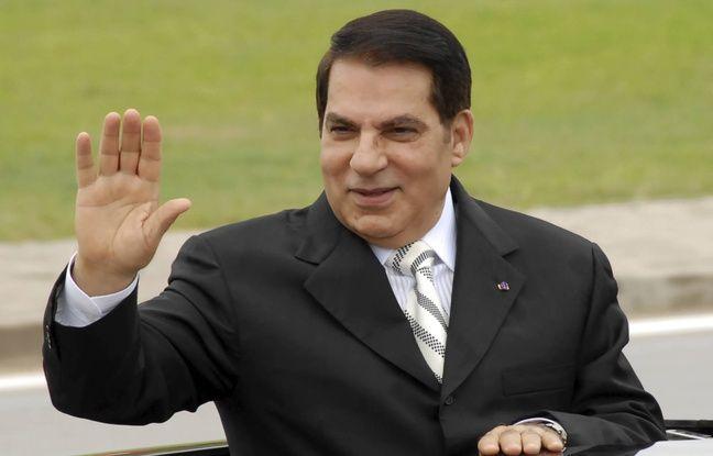 Le président déchu Zine El Abidine Ben Ali, en 2009.