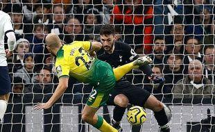 Hugo Lloris a fait son retour avec Tottenham.