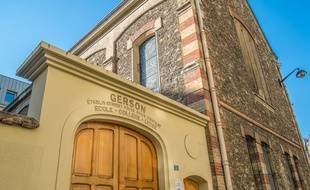 Le lycée catholique Gerson est situé dans le 16e arrondissement de Paris.