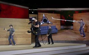 HoloLens, de Microsoft, sera proposé en kit de développement au premier trimestre 2016.