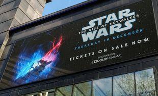 Les places pour «Star Wars IX: L'ascension de Skywalker» sont déjà en vente.