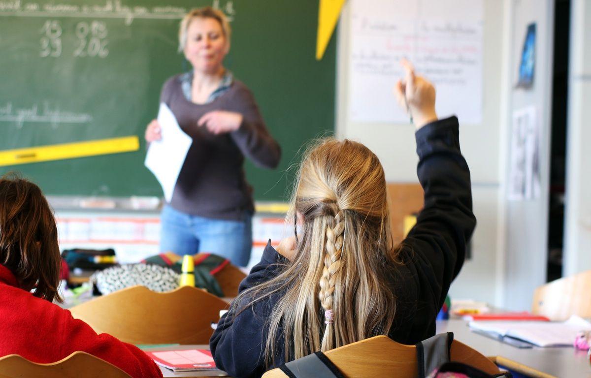 Illustration d'une élève inscrite en école primaire, ici à Rennes. – C. Allain / APEI / 20 Minutes