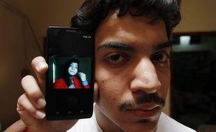 Hassan Khan, l'époux de la jeune Zeenat Bibi, tuée par sa mère pour avoir épousé un camarade de classe qui déplaisait à ses proches.