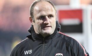 William Servat, entraîneur des avants au Stade toulousain, intègre l'équipe de Fabien Galthié, aux commandes du XV de France.