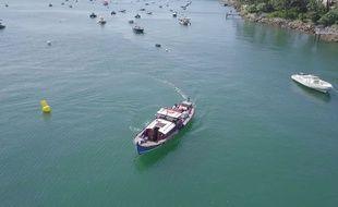 Un tour en pinasse sur le Bassin d'Arcachon pour conclure  Cap à l'ouest, le road trip de 20 Minutes Magazine.