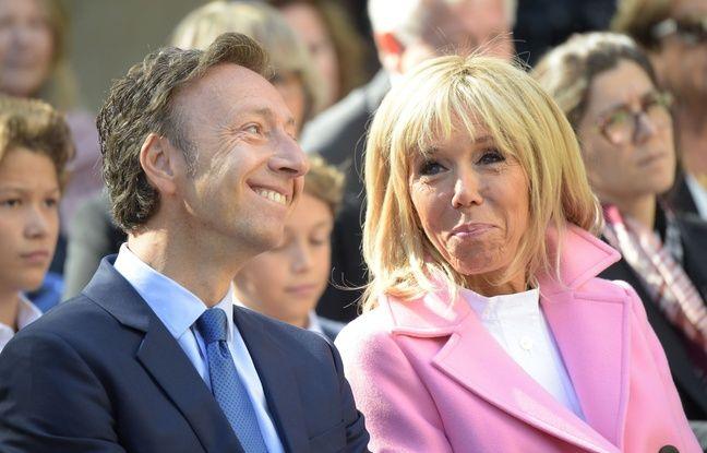 Le journal anglais «Daily Mail» confond Stéphane Bern et Emmanuel Macron