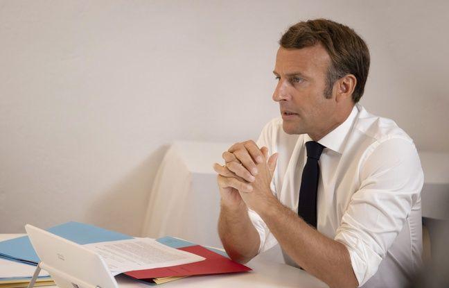 Explosion à Beyrouth: Emmanuel Macron met en garde contre «toute interférence extérieure»