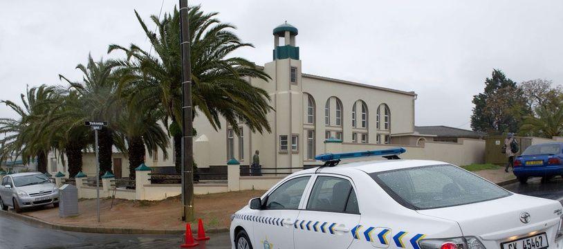 Un homme a tué deux personnes dans une mosquée située à Malmesbury, en Afrique du Sud, le 14 juin 2018.