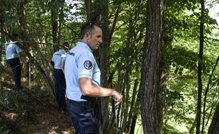 Les recherches pour retrouver Maëlys, 9 ans, disparue dimanche lors d'un mariage à Pont-de-Beauvoisin (Isère), ont repris ce mercredi avec le renfort d'un escadron de gendarmerie mobile.