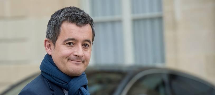 Le ministre de l'Action et des Compte publics, Gérald Darmanin.
