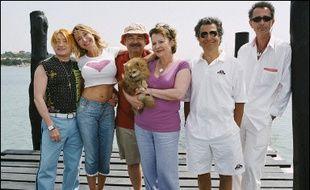 """""""Les Bronzés 3 - Amis pour la vie"""", troisième volet de la saga des Bronzés, ont passé le cap des dix millions d'entrées, le week-end dernier en France, permettant au film de Patrice Leconte de battre à plate couture les plus gros succès du box-office 2005."""