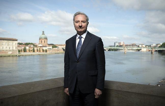 Résultats des municipales à Toulouse: Le rassurant Jean-Luc Moudenc (LR) remporte la rude bataille du Capitole
