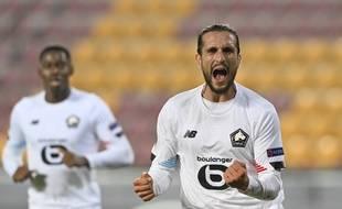 Yusuf Yazici a inscrit un triplé face au Sparta Prague