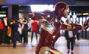 """Sortie du film """"Avengers : Endgame"""" le 24 juin 2019 à Séoul, en Corée du Sud."""