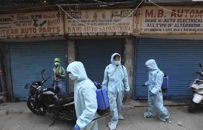Coronavirus en Inde: Le confinement prolongé jusqu'à la fin du mois de mai