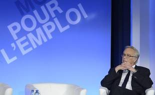 François Rebsamen, le ministre du Travail, le 28 avril 2014.