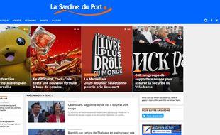 La Une de la Sardine du port