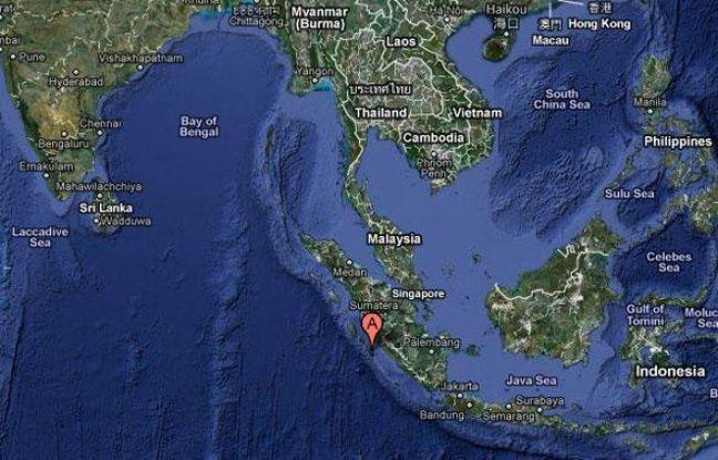 Un séisme de magnitude 7,7 qui s'est produit le 25 octobre 2010 au large de la côte occidentale de l'Indonésie a fait au moins 23 morts et de nombreux disparus.