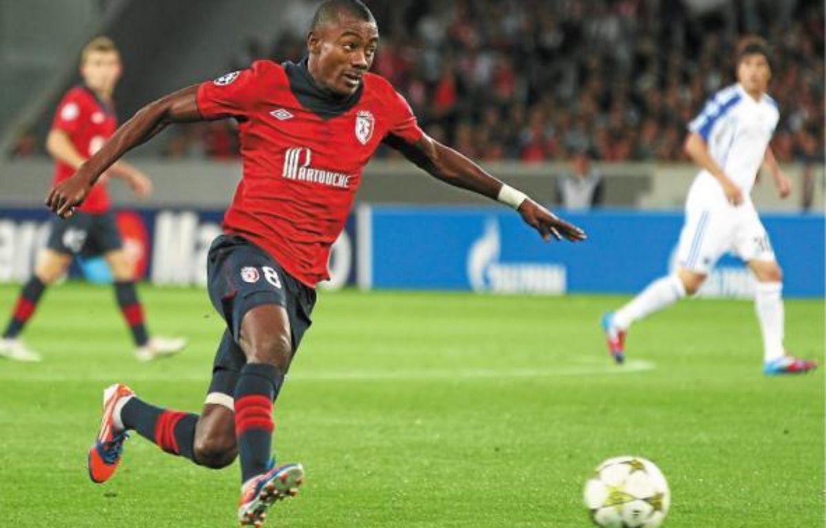 L'attaquant ivoirien Salomon Kalou, arrivé de Chelsea, est l'un des six nouveaux joueurs recrutés par le Losc cet été. –  m.libert / 20 minutes