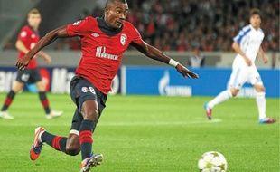 L'attaquant ivoirien Salomon Kalou, arrivé de Chelsea, est l'un des six nouveaux joueurs recrutés par le Losc cet été.