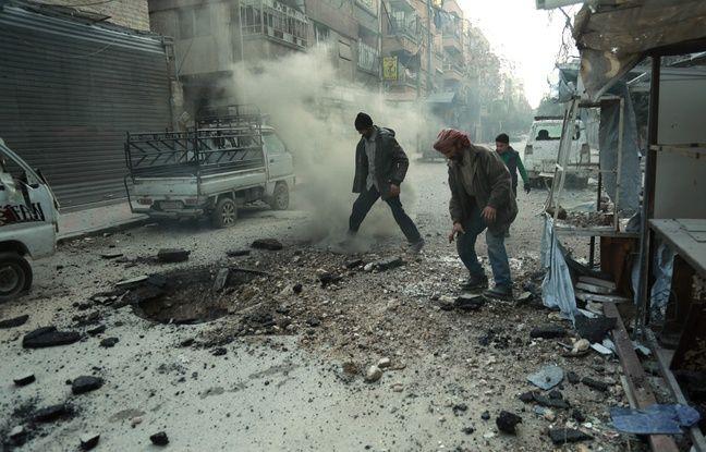 nouvel ordre mondial | VIDEO. Syrie: Plus de 1.000 civils tués en vingt jours par les raids du régime dans la Ghouta orientale