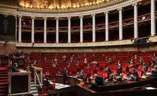 L'Assemblée nationale, le 19 mai 2020.
