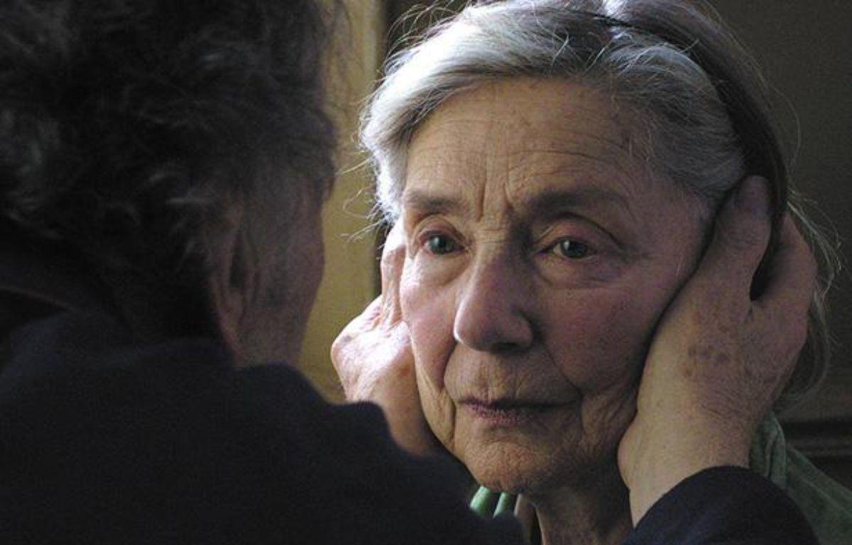 Emmanuelle Riva dans «Amour» de Michael Haneke. – Les Films du Losange