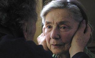 Emmanuelle Riva dans «Amour» de Michael Haneke.